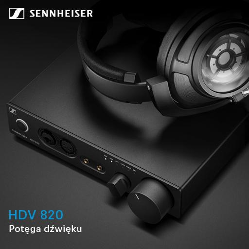 Sennheiser HDV 820