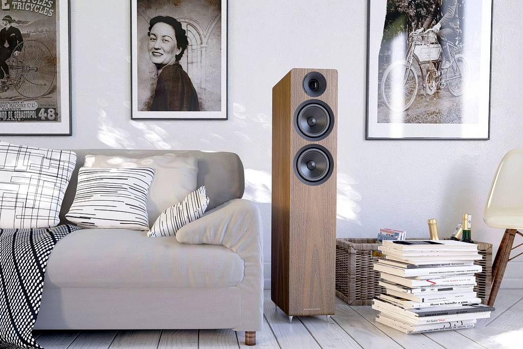Acoustic Energy w Audio Systemie