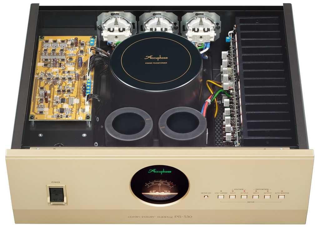 Accuphase PS-530 i PS-1230