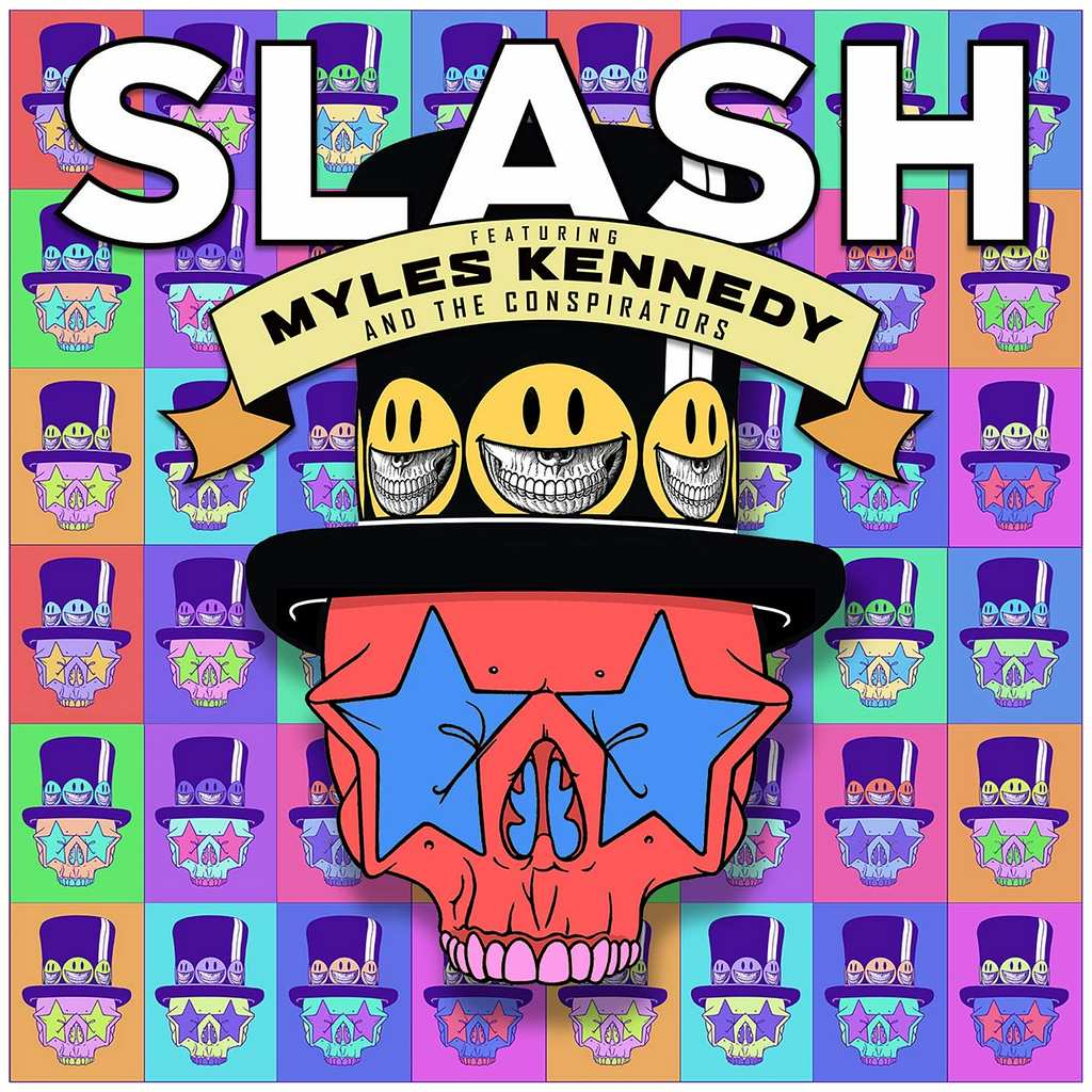 Slash Featuring Myles Kennedy & The Conspirators - Living The Dream
