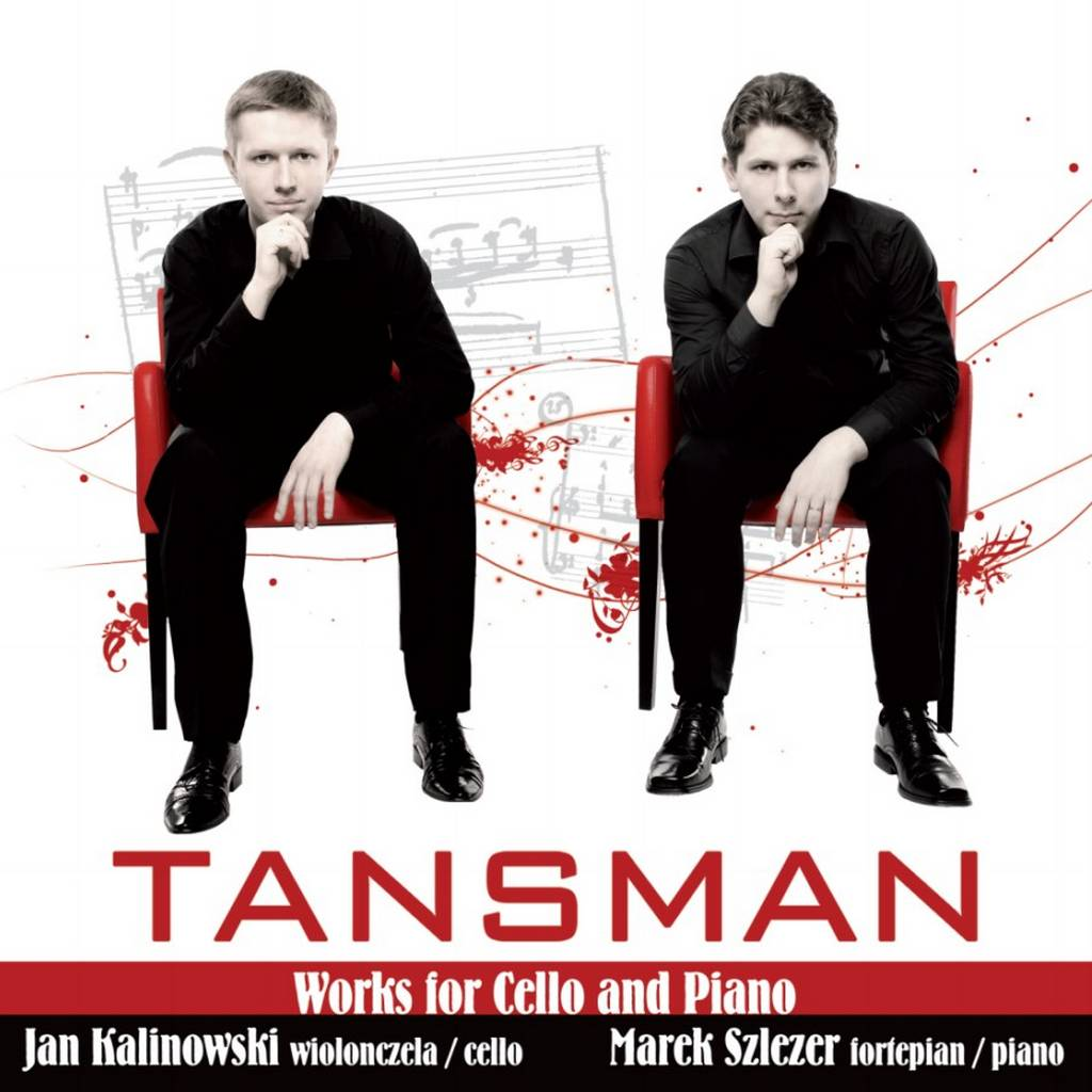 Tansman - Works for Cello and Piano