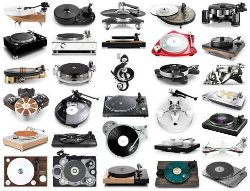 Najpiękniejsze i najciekawsze gramofony świata