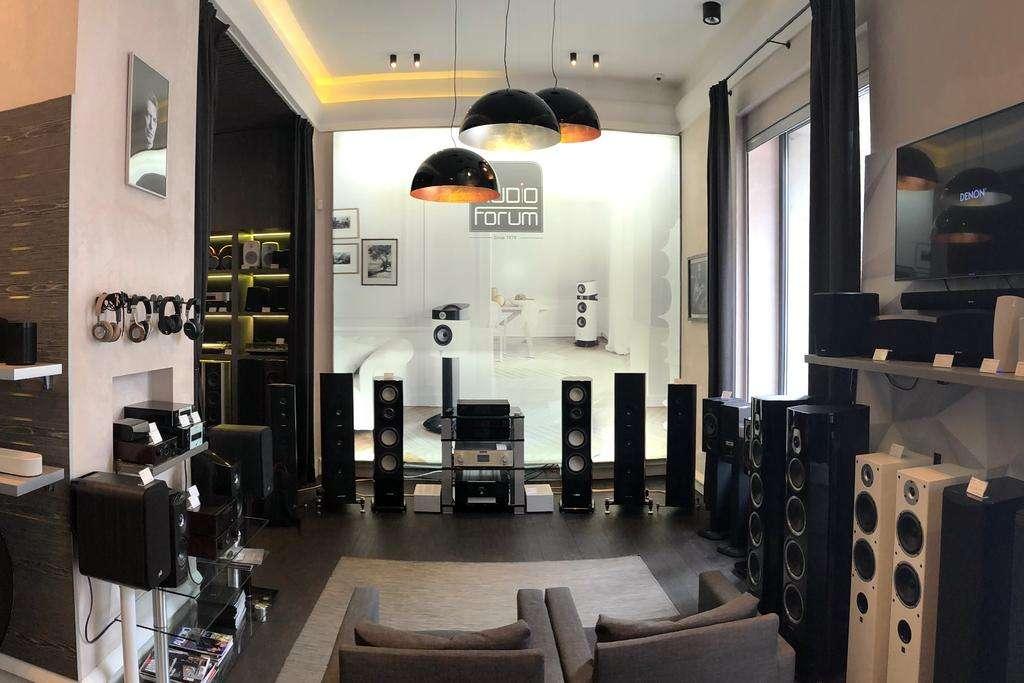 Grupa Horn otwiera specjalistyczny salon Audio Forum w Warszawie