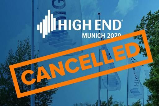 High End 2020 odwołany