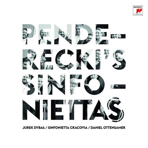 Sinfonietta Cracovia - Penderecki's Sinfonietta(s)