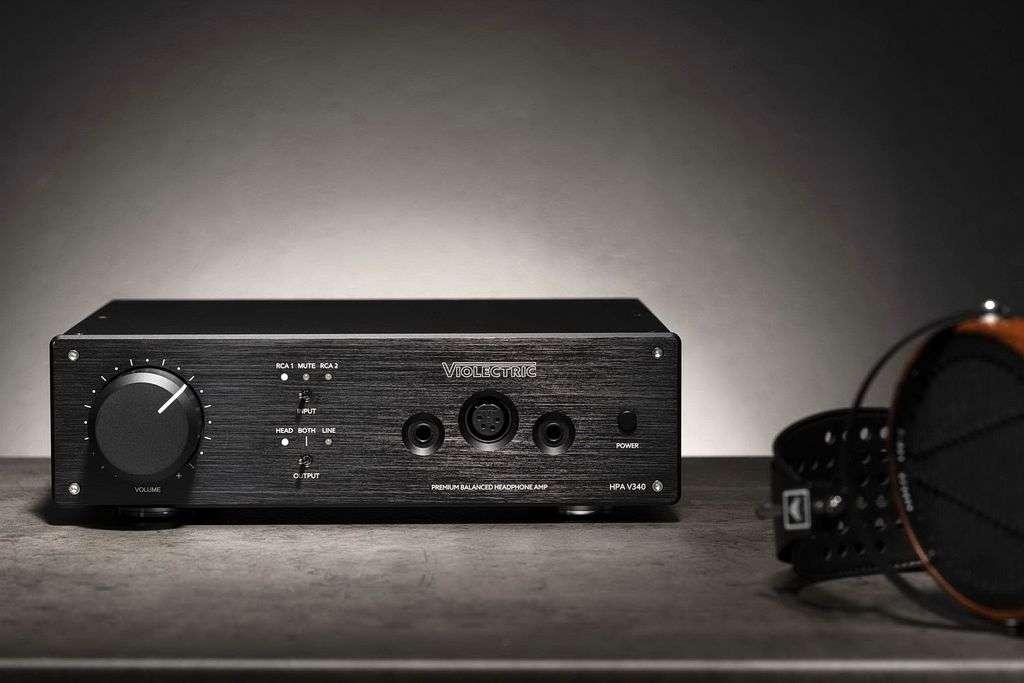 Violectric V550, V550 Pro i V340