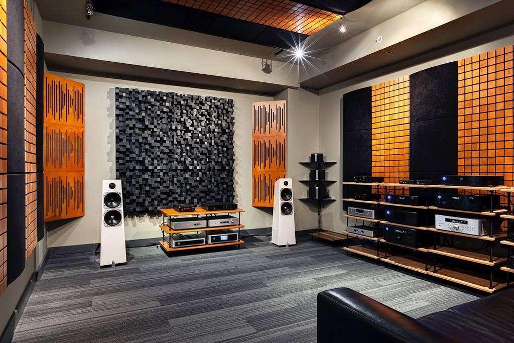 Wszystko o akustyce pomieszczenia odsłuchowego