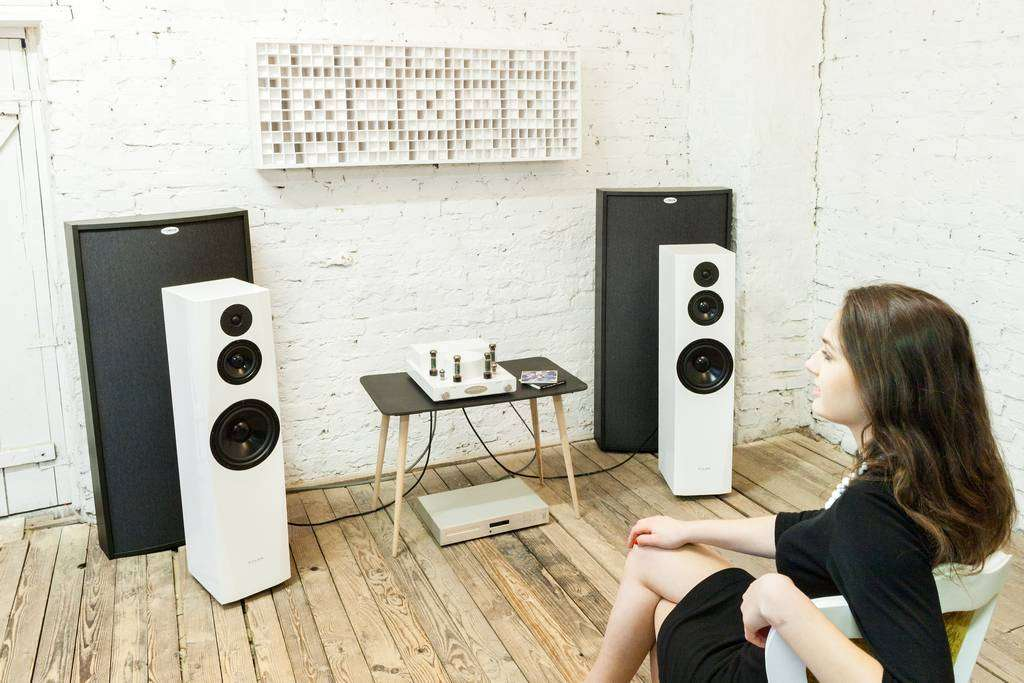 Sukces mierzony głośnikami - Pylon Audio