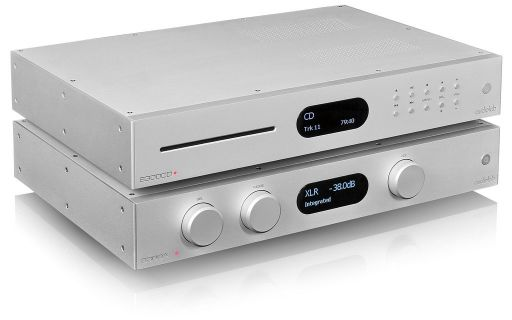 Audiolab 8300CD + 8300A