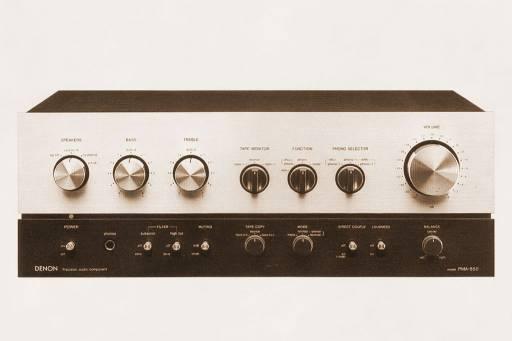 Denon PMA-850