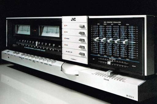 JVC JR-S501