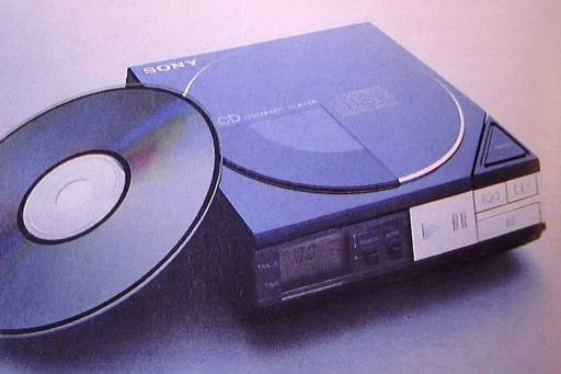 Sony D-50