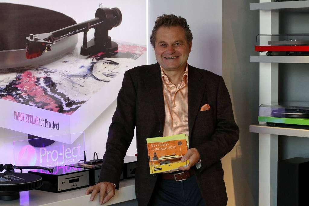 Heinz Lichtenegger - Pro-Ject