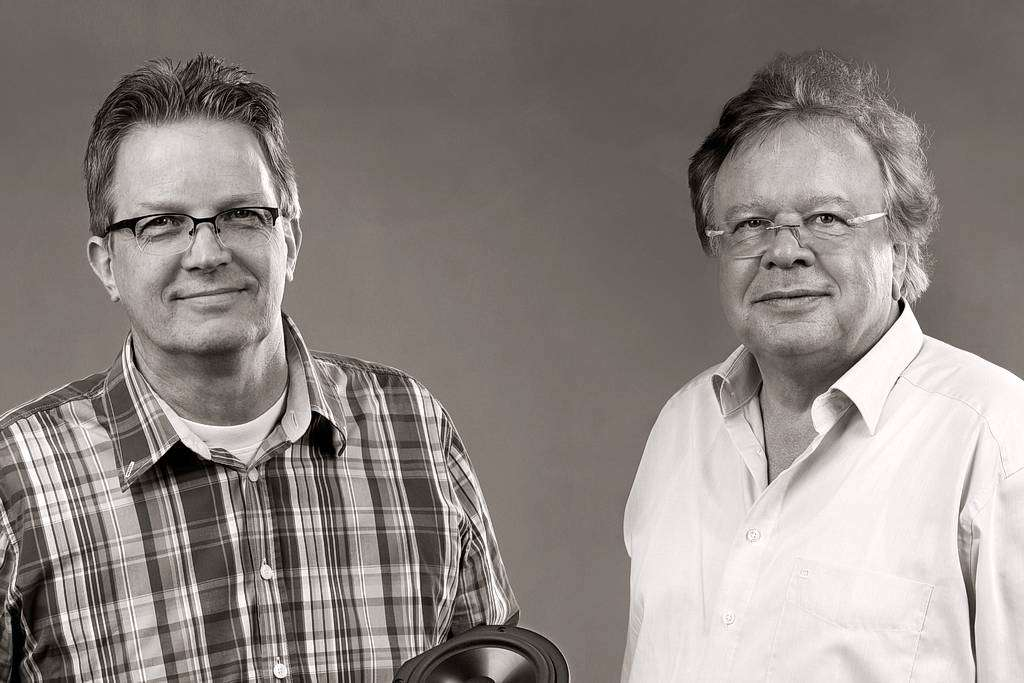 Manfred Diestertich i Dieter Kratochwil - Audio Physic