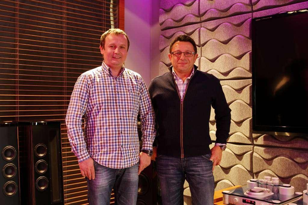 Piotr Chmielarski i Wojciech Owczarczuk - Hi-Ton